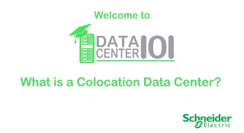 Data Center 101: What is a Colocation Data Center?