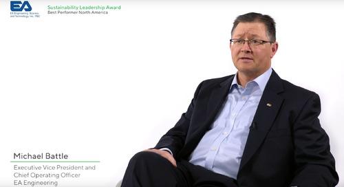 EA Engineering, entreprise américaine convaincue de la qualité de l'évaluation EcoVadis