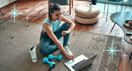 4 Accessibility Tips for Online Fitness Classes