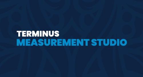 Terminus Measurement Studio
