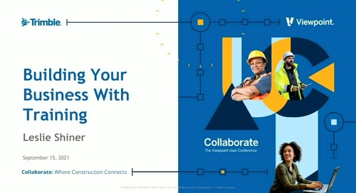Industry Pro - Building Your Business With Training