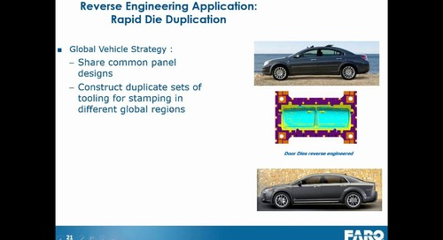How automotive OEMs use 3D measurement data to win business