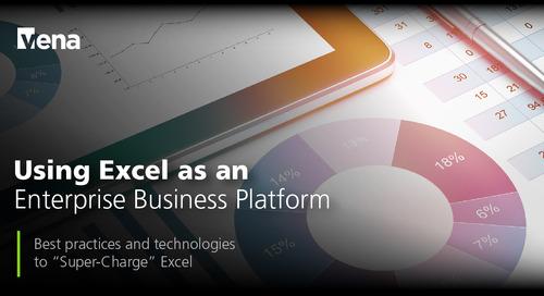 Using Excel as an Enterprise Business Platform