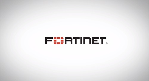 Mitigate Risk and Fortify Agency Security with Fortinet Federal_CTA