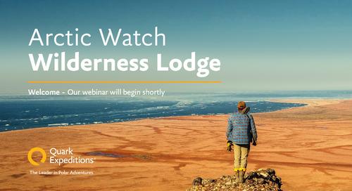 Arctic Watch Wilderness Lodge