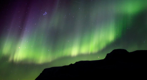 Northern Lights in Under 10 Seconds