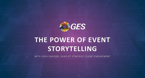 The power of event storytelling - How to use the art of narrative to craft an event
