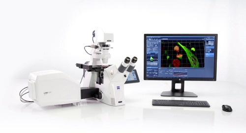 Discover ZEISS LSM 900 with Airyscan 2 - your compact confocal for Multiplex imaging