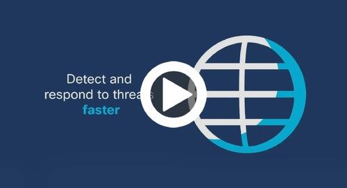 Cisco Umbrella interactive threat intel