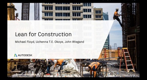 Lean for Construction: Practices Around the Globe