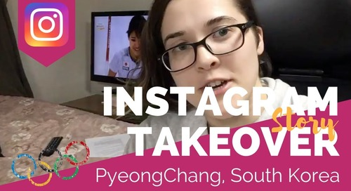 Day in the Life Teaching English in PyeongChang, South Korea with Samantha Derosier
