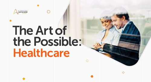 Art of the Possible – Healthcare