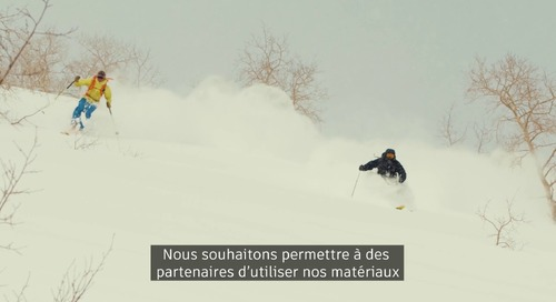 [French] Could Skis Created From Biobased Material Mean a Cleaner Future for Snow Sports_fr