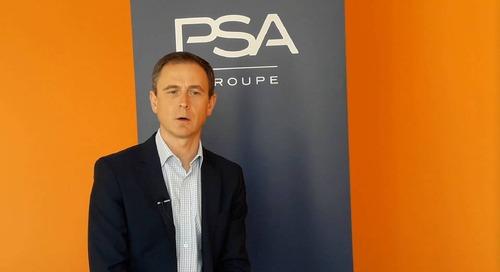 Groupe PSA - Best Portfolio CSR Performance Improvement, Sustain 2020