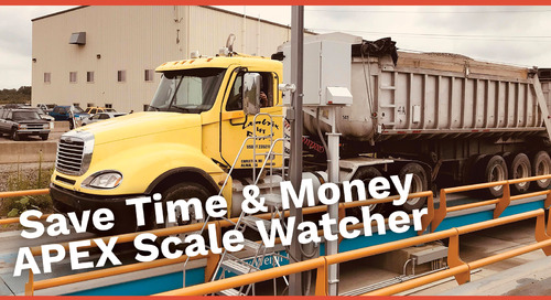 Apex Scale Watcher Saves Time & Money
