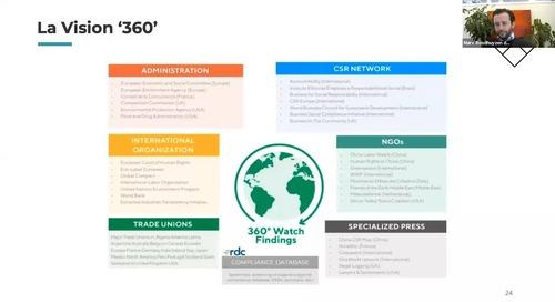 Comprendre et maîtriser la méthodologie d'évaluation RSE EcoVadis