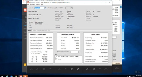 Video: Accounts Receivable Demo