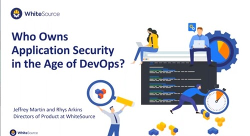 Who Owns Application Security in the Age of DevOps?