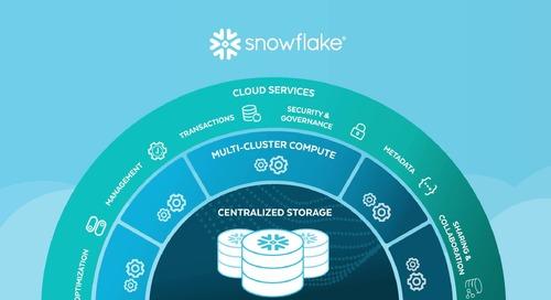 Introduction to Snowflake Cloud Data Platform