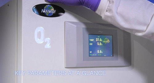 [Video] In-VitroCell CO2 Incubators NuTouch Electronic Control System