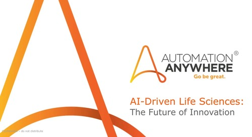 AI-Driven Life Sciences: The Future of Innovation