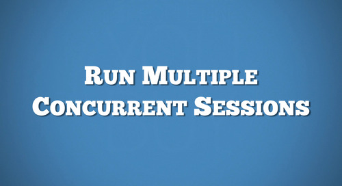 RStudio Server Pro - Run Multiple Concurrent Sessions