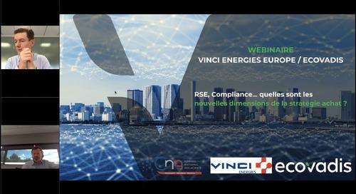 RSE, Compliance... Quelles sont les nouvelles dimensions de la stratégie achat en France et à l'international ?