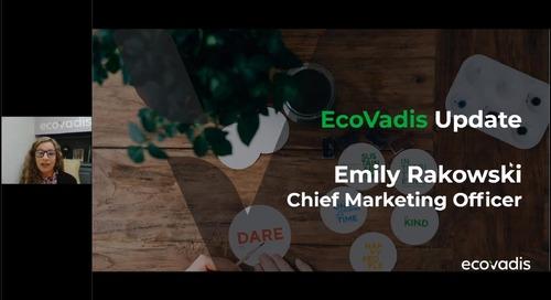 B2B Sustainability Forum - Americas- EV Updates (New Horizons)