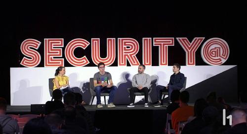 Security@ Panel: Understanding Hacker Motivations
