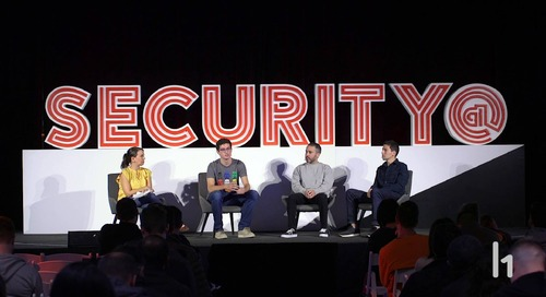 Security@ Panel: Understanding Hacker Motivations