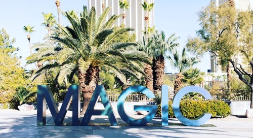 Join GES at Magic POP-UP Show