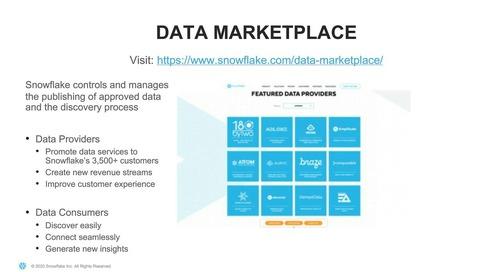 Jeudis de Snowflake - Episode 4 - Accélérez le partage de vos données