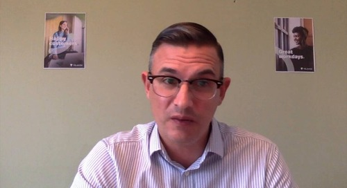 Maintaining Customer Service During a Pandemic with Andy Brunt, Partner Sales Manager at Telavox