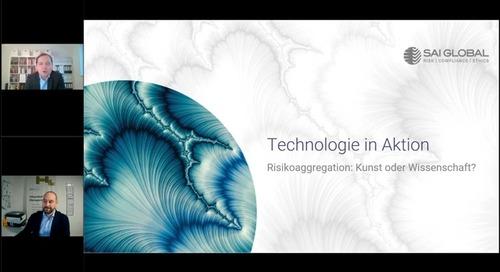 Technologie in Aktion | Risikoaggregation: Kunst oder Wissenschaft?