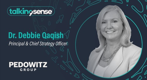 Driving Revenue with Dr. Debbie Qaqish | Principal & Chief Strategy Officer, The Pedowitz Group