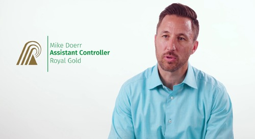 "How Vena Helped Royal Gold Escape The ""Black Box"" Of Traditional Finance Software"