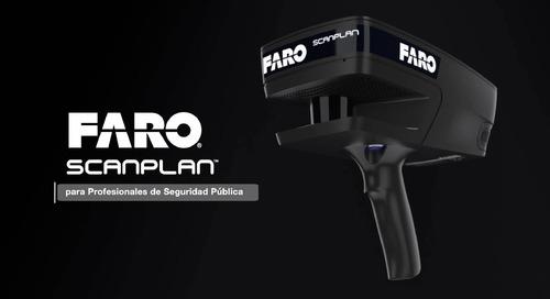 FARO ScanPlan - Capture planos de piso en un instante