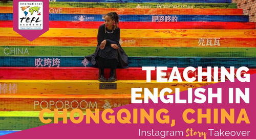 Day in the Life Teaching English in Chongqing, China with Jessica Stanton