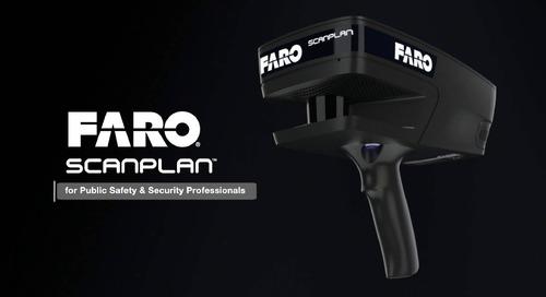 FARO ScanPlan - Capture floor plans in a heartbeat