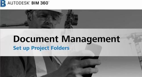 Setup Project Folders
