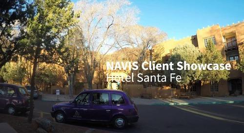 Hotel Santa Fe Client Showcase