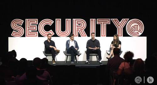 Security@ 2019: Advocating for Change