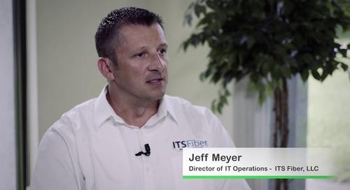ITS Fiber Customer Spotlight - Technical Solution