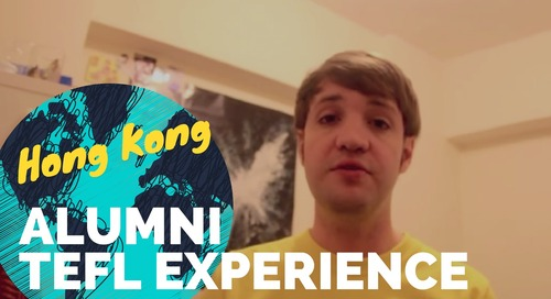 Teaching English in Hong Kong - TEFL Experience