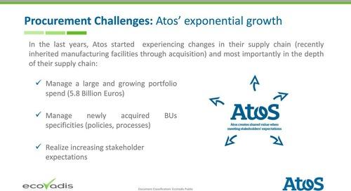 Atos: Mastering procurement change management