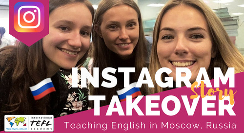 Day in the Life Teaching English in Moscow, Russia with Erica Armstrong