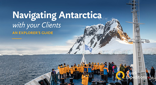 An Antarctic Overview: Navigate Antarctica with your Clients