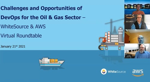 AWS Oil and Gas Roundtable