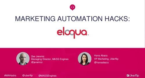 Marketing Automation Hacks: Eloqua