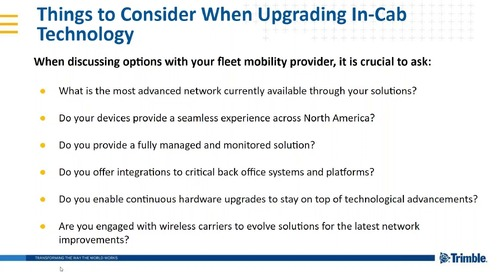 Webinar: Preparing Your Fleet For 3G Shutdown November 5 2020